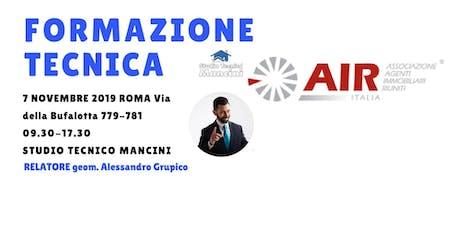 AIR-CORSI GRATUITI DI FORMAZIONE TECNICA. biglietti