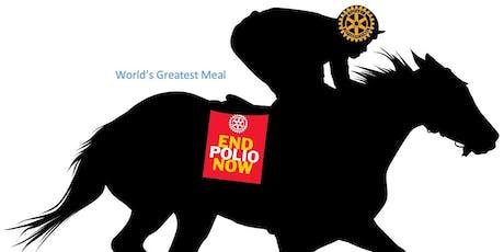 Race Night for Polio Eradication tickets