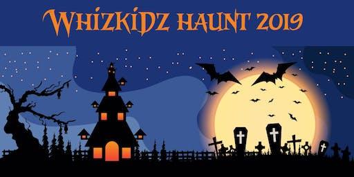 WhizKidz Haunt 2019