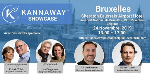 Kannaway Showcase Belgium