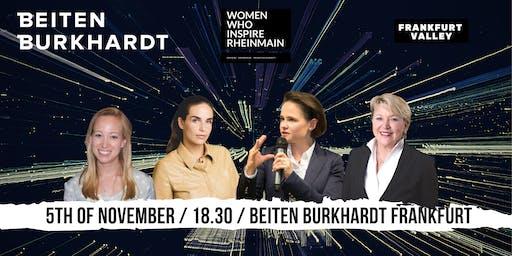 Women Who Inspire Rhein-Main at BEITEN BURKHARDT Law Firm