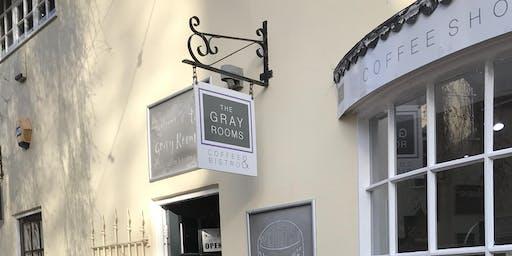 Gray Rooms - Saturday GREEN Ride