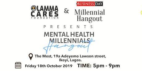 Mental Health and Millennials Hangout tickets