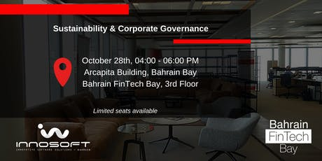 Sustainability & Corporate Governance tickets