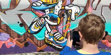 Street Art for Life tour Berchem  tickets