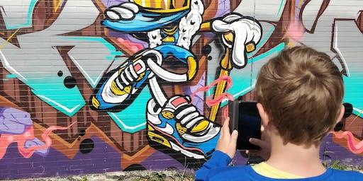 Street Art for Life tour Berchem