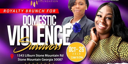 Royalty Brunch for Domestic Violence Survivors