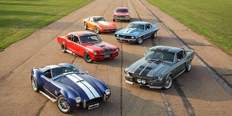 11/3 - Modified Muscle - Muscle cars all makes, all models tickets