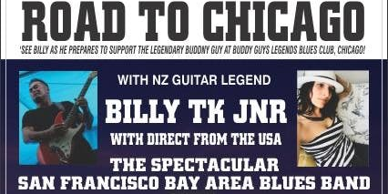 Road To Chicago - Billy TK JNR