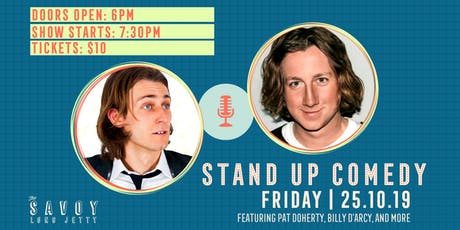 Stand Up Comedy Night - LIVE! tickets