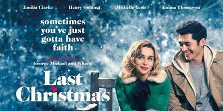 "Girls Night Out - ""Last Christmas"" Movie tickets"