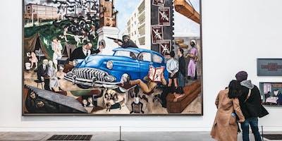 Современное искусство - обзорный тур новых выставок