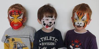 Beginners' Face Painting Workshop