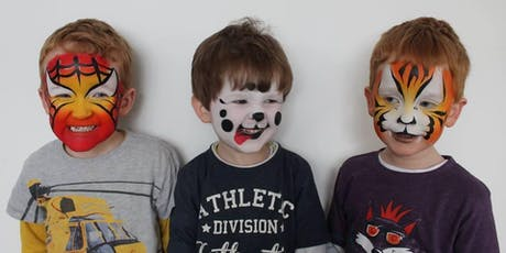 Beginners' Face Painting Workshop tickets