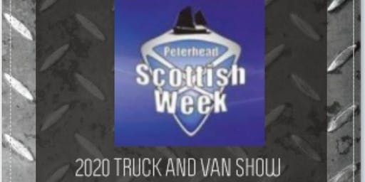 Scottish week Truck Show 2020 Trade and Craft Stands