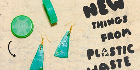 Make something new from plastic waste tickets