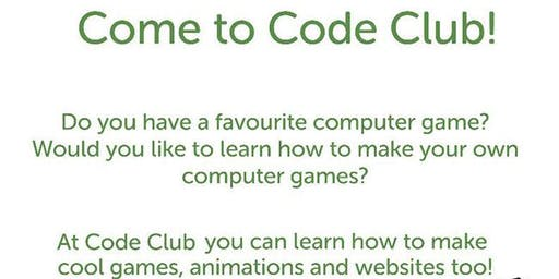 Code Club Spellow Libary