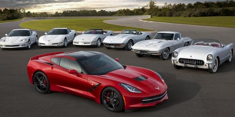 """10/20 """"Calling All Corvettes"""" (Corvettes All Years) tickets"""