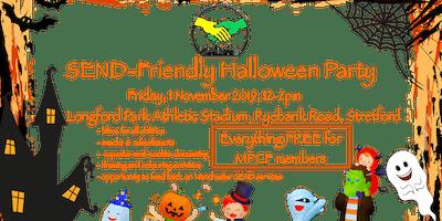 SEND-Friendly Halloween Party