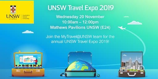 UNSW  Travel Expo 2019
