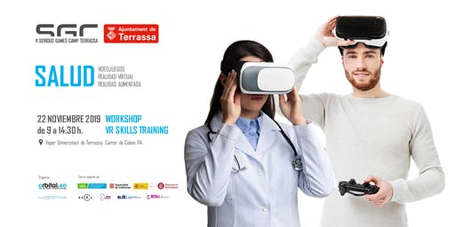 II Serious Games Camp Terrassa 2019. VR Skills Training