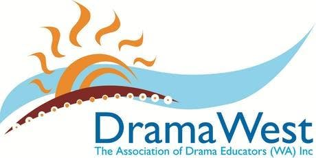 DramaWest Primary Teachers Networking Event tickets