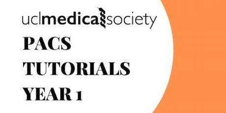 PACS Tutorials- FHMP: Haematology  tickets