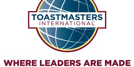 Toastmasters Club Demonstration Meeting tickets