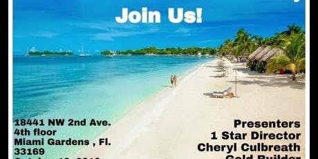 FREE Live Travel & Marketing Event in Miami! tickets