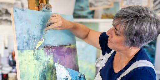 Meet the Artist: Penny Hunt
