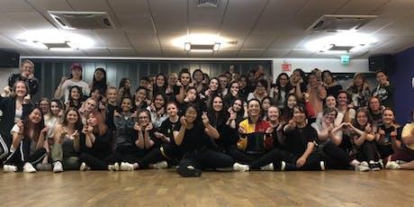 QUB KPOP DANCE SOC: STRAY KIDS - MIROH tickets