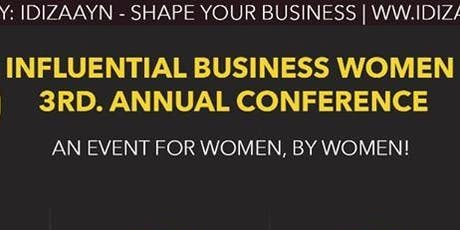 Influential Business Women tickets