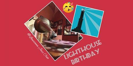 Birthday celebration - THE LIGHTHOUSE TOASTMASTERS GENOVA tickets
