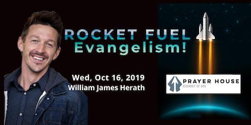 Rocket Fuel Evangelism - Kenosha