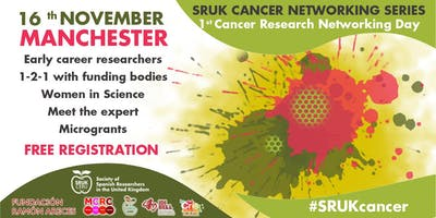 SRUK Cancer Networking Series - UK