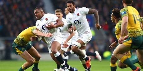 Rugby World Cup Quarter Final Breakfast: England vs Australia tickets