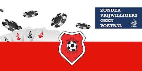 Vrijwillgersavond Roda '46 2019 tickets