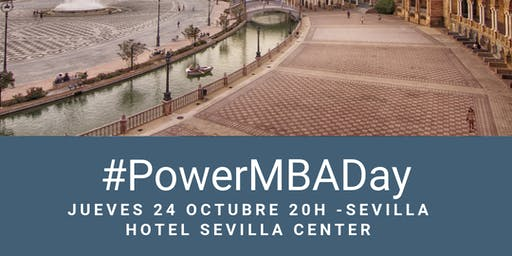 PowerMBAday Sevilla 24 octubre Hotel Sevilla Center