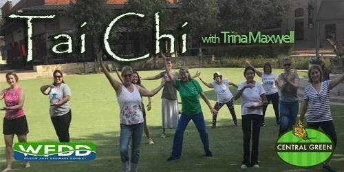 Beginner TAI CHI with Trina Maxwell