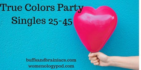 NYC Singles True Colors Party Ages 25-45 tickets