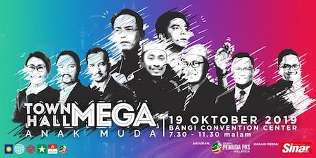 Town Hall MEGA Anak Muda tickets