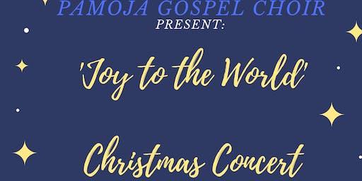 Pamoja Gospel Choir - 'Joy to the World' Christmas concert