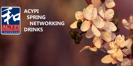 ACYPI Spring Networking Drinks