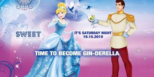 GIN - DERELLA NIGHT