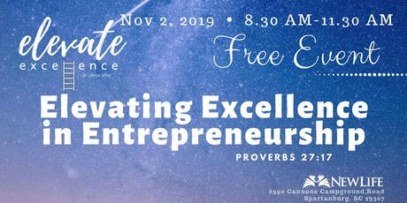 Elevating Excellence in Entrepreneurship  tickets