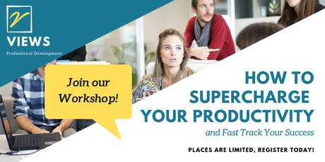 Effective Leadership & Management Skills | Productivity Workshop tickets