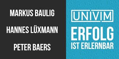 UNIVIM Bochum - Erfolg ist erlernbar