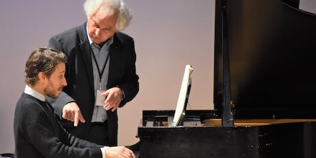 Piano Master Class with Yves Henry tickets