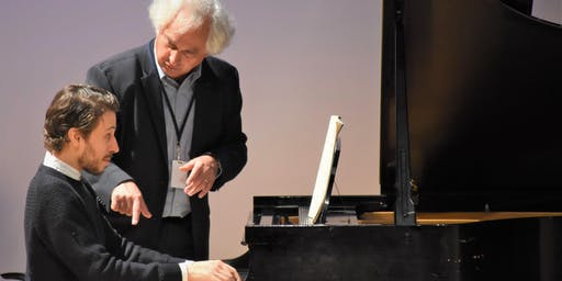 Piano Master Class with Yves Henry