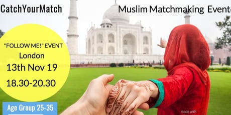 Single Muslims Dating Event with Evening Tea -London tickets